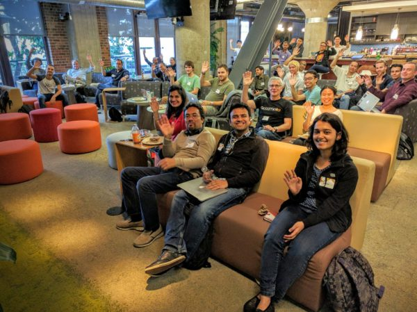 August Connected Devices Meet Up in San Francisco